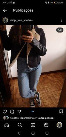 Casaco Zara com pêlo M