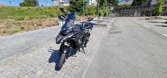 Vendo Benelli TRK 502