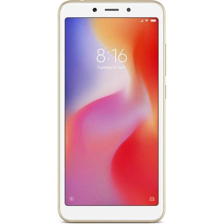 Телефон Xiaomi 6A Pink