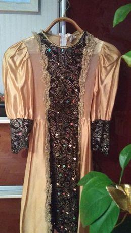 Карнавальне плаття карнавальное платье дитяче святкове