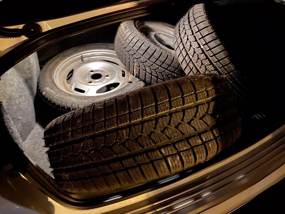 Комплек шины диски зима smart Одесса - изображение 1