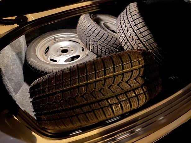 Комплек шины диски зима smart