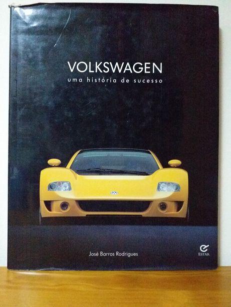 Livro sobre a história da Volkswagen