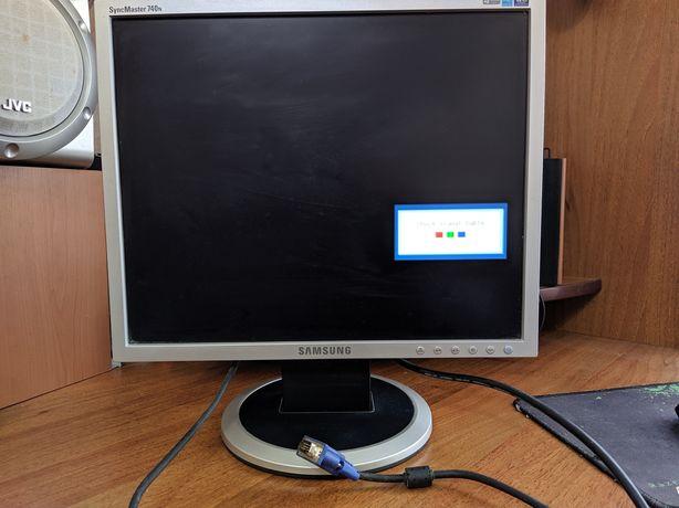 Монітор/Монитор Samsung SyncMaster 740N