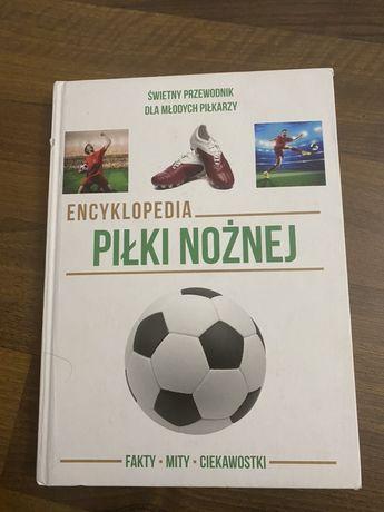 Książka Encykopedia Piłki Nożnej