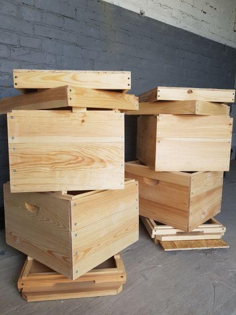 Пчелиный улей, улей для пчел,бджоли,улики системы дадан,рута,магазин
