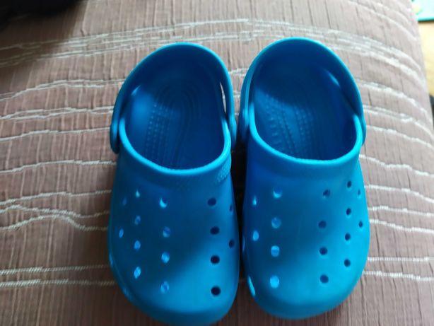 Crocs Chicco azul
