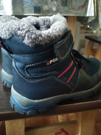 Кожа . Шкіра.Чобітки.Ботинки.Зима