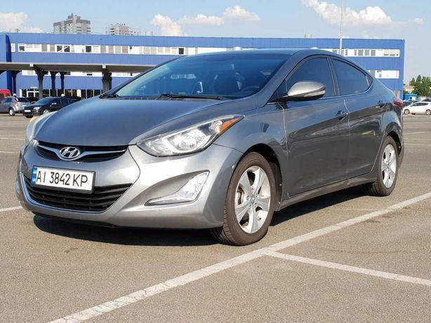 Hyundai Elantra 1.8 automat 2015