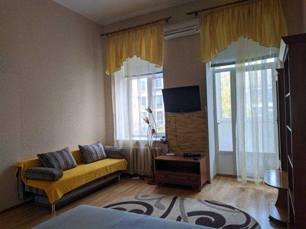 Аренда однокомнатной квартиры по адресу ул. Бассейна 12. Центр.