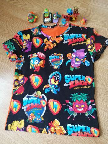 Koszulka t-shirt bluzka Super Zings różne rozmiary