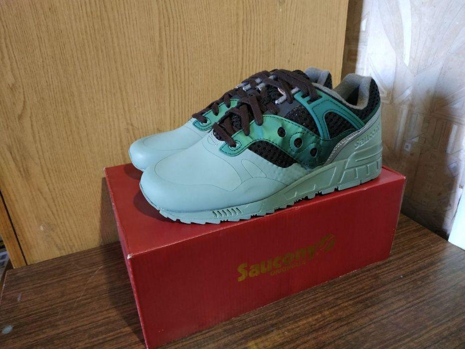 Saucony Grid SD 44 кроссовки обувь Энергодар - изображение 1