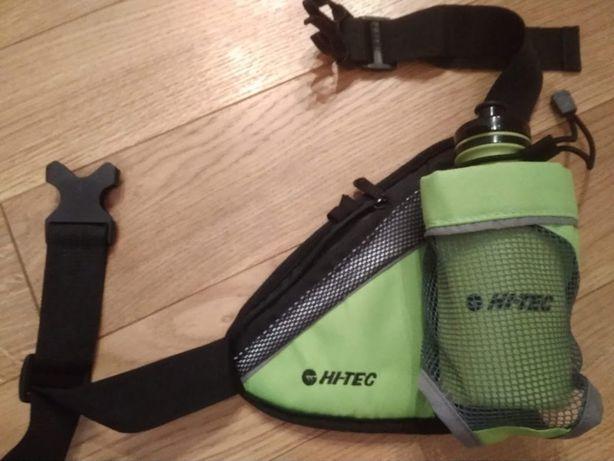 NERKA dla biegaczy z bidonem firmy HI TECH, produkt nowy nieużywany