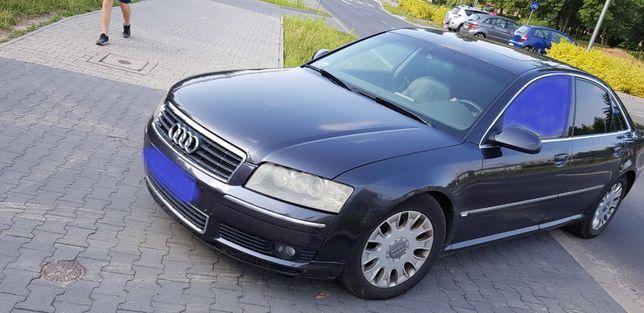Sprzedam Audi A8 2003r, poj. sil. 3,7l, 4E