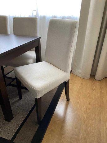 Cadeiras para mesa de jantar (x4)