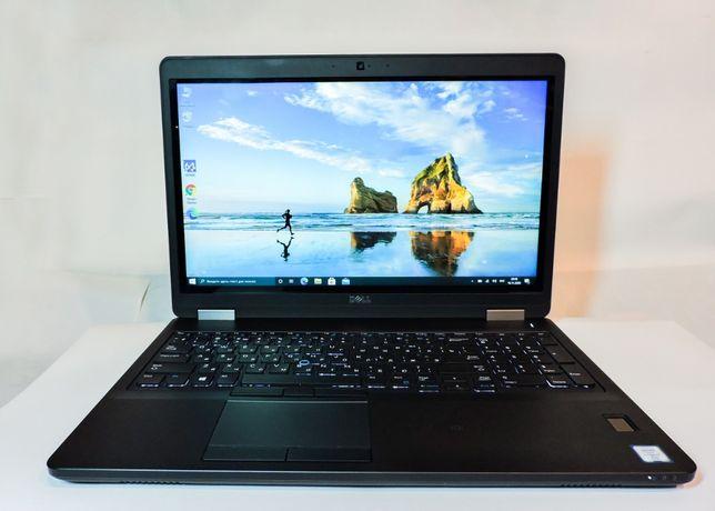 Dell Latitude E5570 i7 3.6Ghz/16Gb/SSD 1TB/M370 2Gb Сенсорный экран