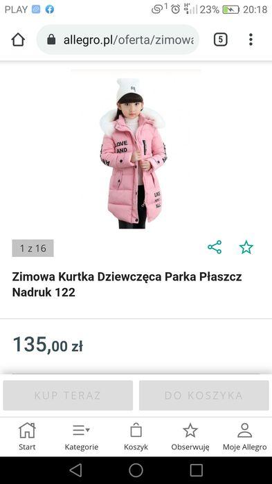 Sprzedam zimowa Parke Dzikowo Iławeckie - image 1