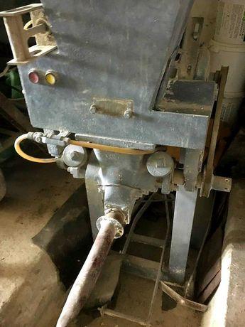 Workownica pneumatyczna, wentylowana, łopatkowa do materiałów sypkich.