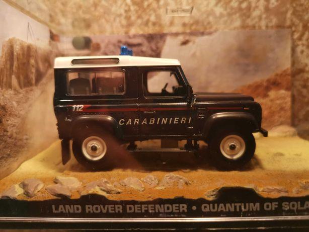 1/43 Land Rover Defender