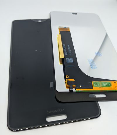 Sharp Aquos s2 s3mini C10 экран модуль дисплей сенсор тачскрин