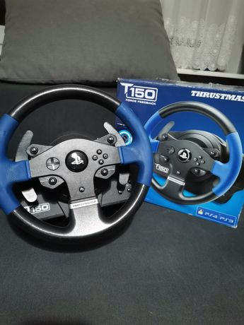 Kierownica Thrustmaster T150 + shifter TH8A
