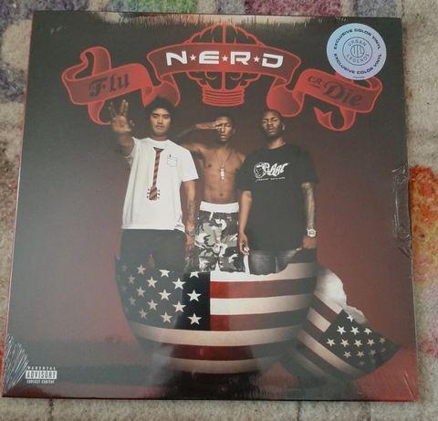 Вініл N.E.R.D - Fly Or Die (Limited edition Red vinyl) / Hip-Hop / Rap