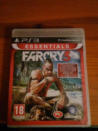 Gra Farcry 3 na konsolę Playstation 3
