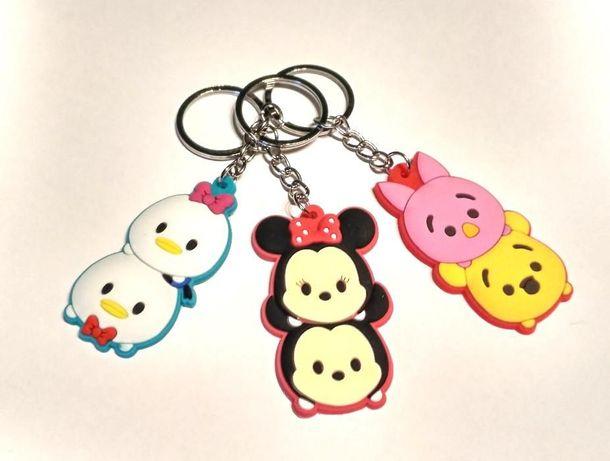 Porta-chaves da Disney tsum tsum