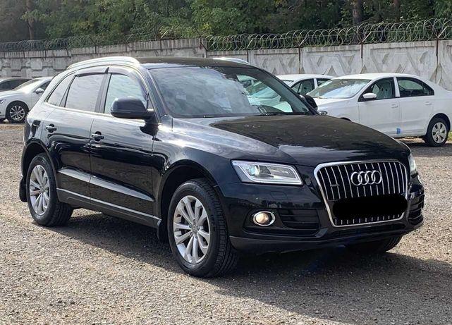 Ауди Кю 5 2014р. 2.0 TFSI quattro AT (225 л.с.) Audi Q5 2014 року,