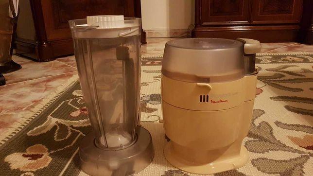 Vendo Picadora e Copo Liquidificador Moulinex