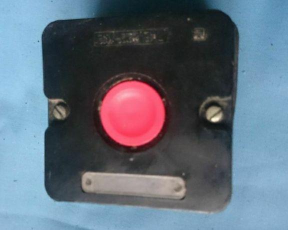 Пост кнопочный ПКЕ-222 1у2 СССР