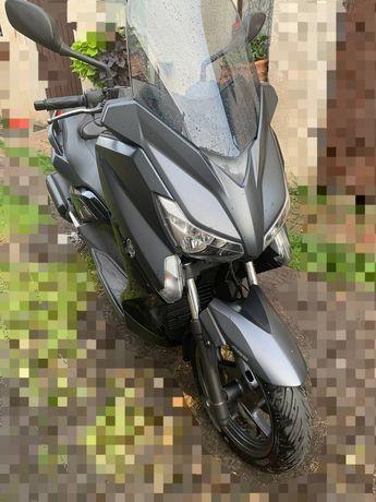 Yamaha Xmax 125cc iron man 2016