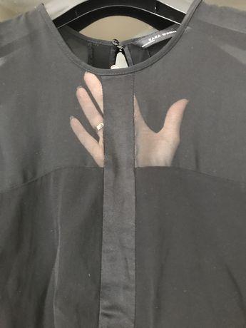 Нарядная блуза zara
