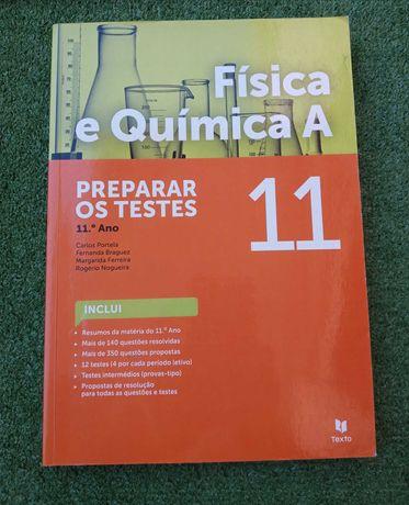 Física e Química A - Preparar os Testes 11ºano