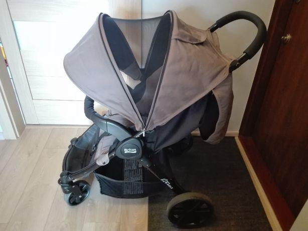 Komplet wózek Britax B-Agile 4 + gondola + fotelik Roemer + baza itd.