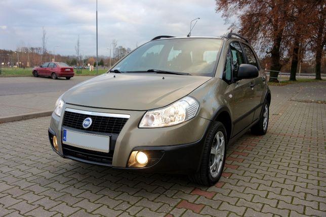 Fiat Sedici 1.6 benzyna 4x4 Iwł salon PL bardzo dobry stan