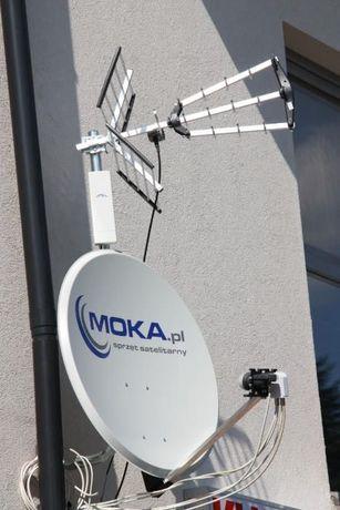 Moka - Sklep satelitarny, naziemny + akc. komputerowe - Wieliczka