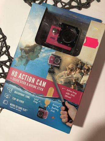 Kamera sportowa HD Action Cam 720p