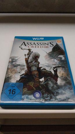 Gra Assasin's Creed III na Nintendo Wii U