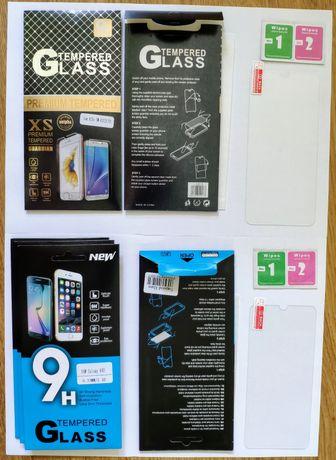 Szkła hartowane 9H dla smartfonów Samsung A20e oraz A40
