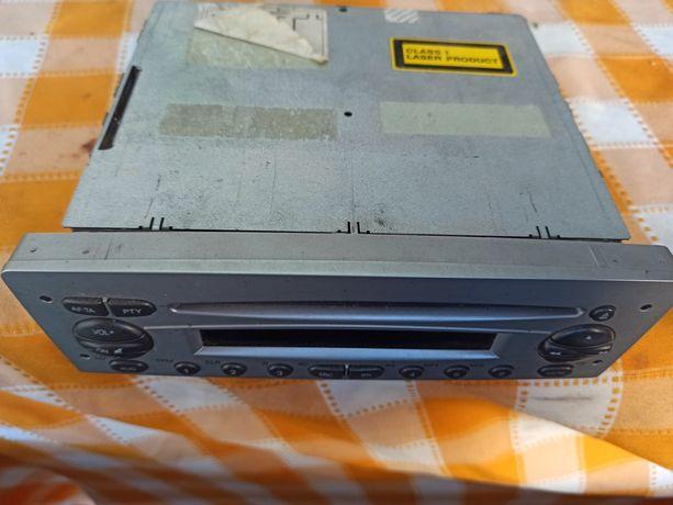 Radio original Alfa 156