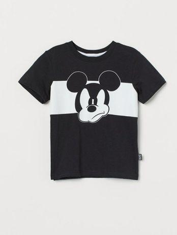 Koszulka miki h&m t-shirt 110/116