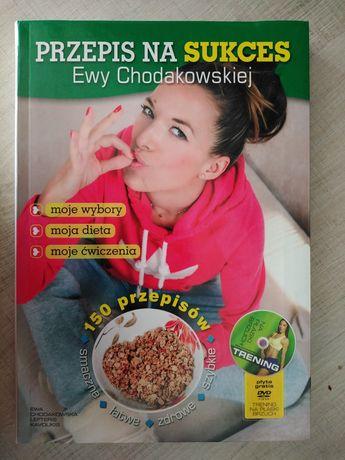 Przepis na sukces Ewy Chodakowskiej +DVD