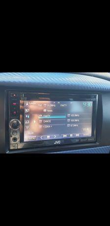 Radio 2 din JVC kw nsx1 usb Bluetooth
