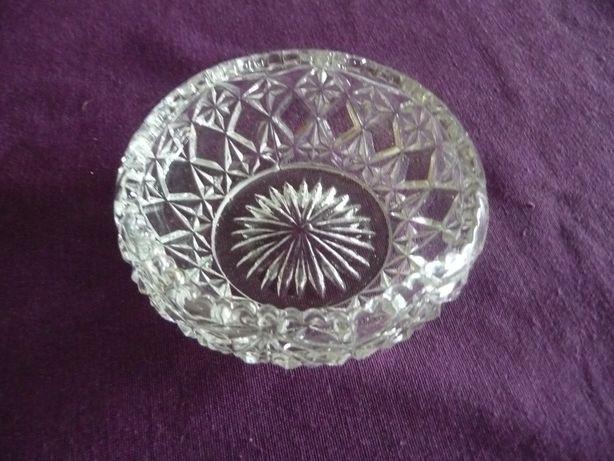 Miseczka kryształowa średnica 11 cm