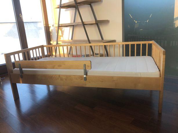 Łóżko drewniane 70x160cm