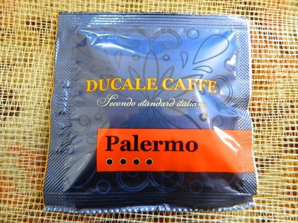 Кофе в чалдах Caffe Ducale Palermo. Кофе в монодозах. Кофе в таблетках