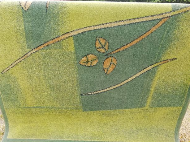Dywan jasno zielony 160 ×240
