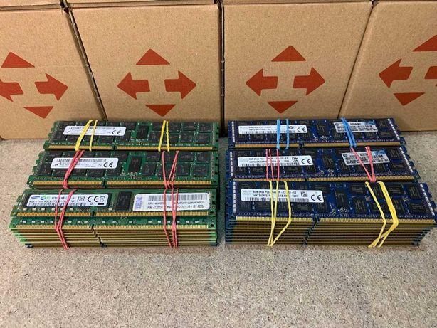 Серверная DDR3 8Gb 14900R 1866MHz ECC REG