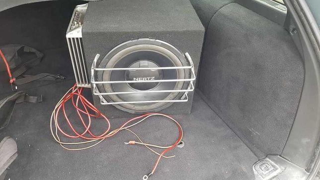 Tuba hertz es300 + wzmacniacz hertz ep2